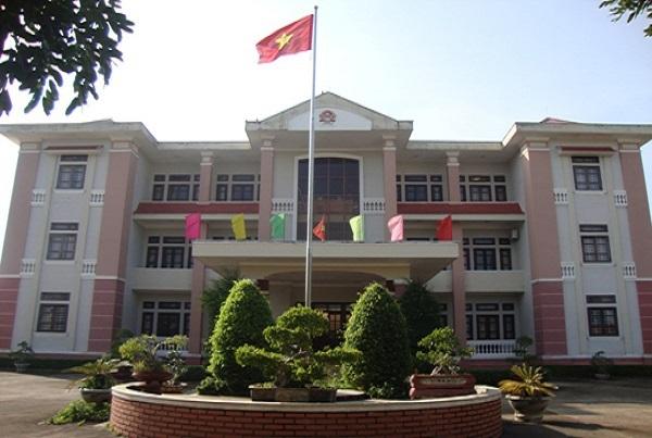 UBND huyện Đắk Song đã bổ nhiệm nhiều cán bộ quản lý không đúng quy chuẩn.