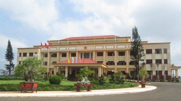 UBND tỉnh Đắk Nông khẳng định chưa có văn bản nào kiến nghị Chính phủ về xây dựng quảng trường 900 tỷ