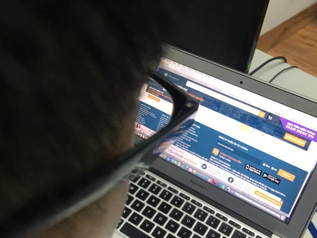 Nhiều chủ trang web bán hàng không hợp tác với cơ quan thuế