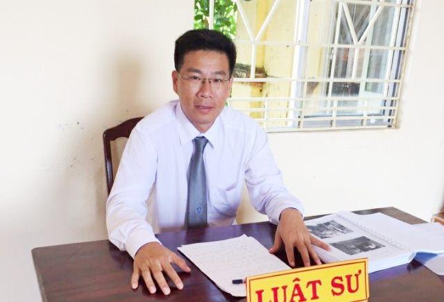 Luật sư Trần Bá Học cho rằng, hành vi của Ngô Minh Tiến chỉ là Vô ý gây thương tích.
