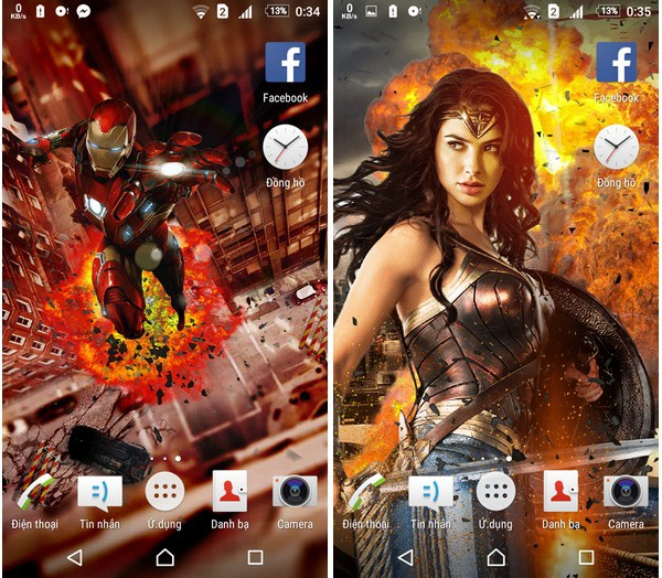 Hình nền với hiệu ứng 3D thay đổi theo góc nhìn cực đẹp dành cho smartphone - 4