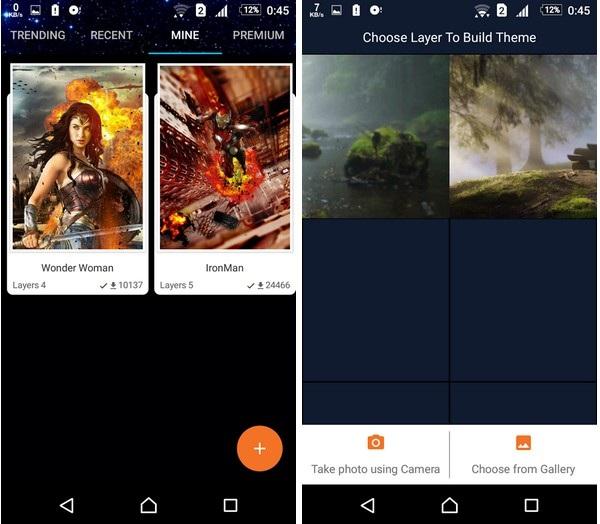 Hình nền với hiệu ứng 3D thay đổi theo góc nhìn cực đẹp dành cho smartphone - 5