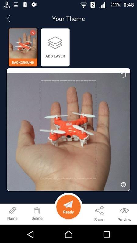 Hình nền với hiệu ứng 3D thay đổi theo góc nhìn cực đẹp dành cho smartphone - 6
