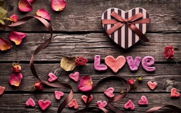 """Bộ sưu tập hình nền chủ đề """"tình yêu"""" cực lãng mạn cho ngày Valentine - 2"""