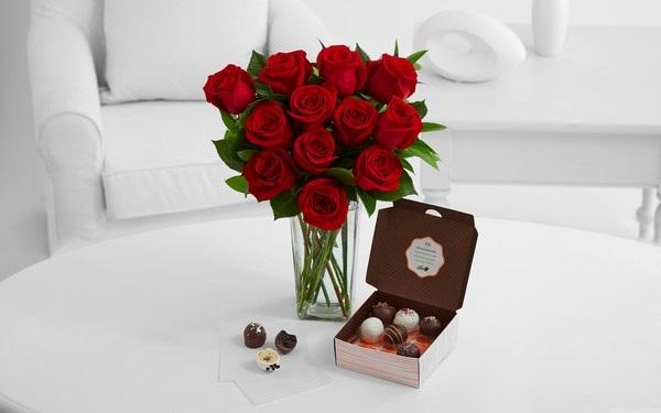 """Bộ sưu tập hình nền chủ đề """"tình yêu"""" cực lãng mạn cho ngày Valentine - 3"""