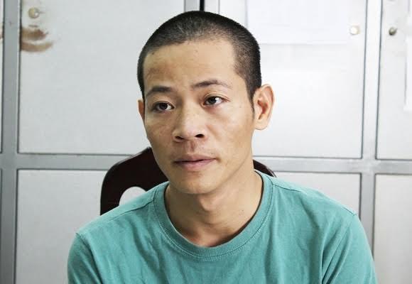 Đối tượng Nguyễn Huy Vững