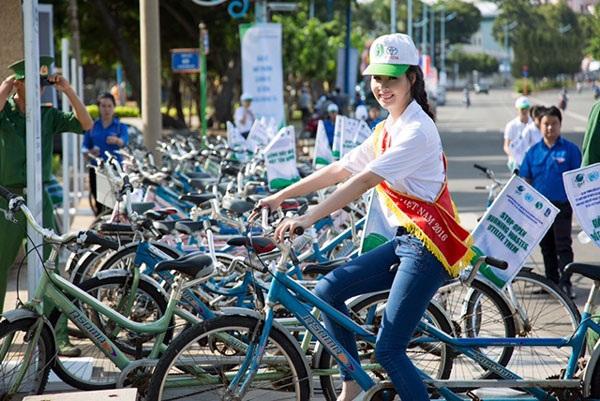 Hoa hậu Biển Thùy Trang làm Đại sứ Ngày môi trường thế giới - 6