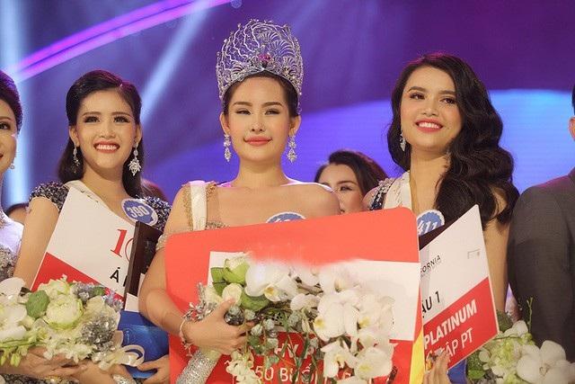 Sai phạm của Hoa hậu Đại Dương Việt Nam 2017 chỉ bị xử phạt 4 triệu đồng.