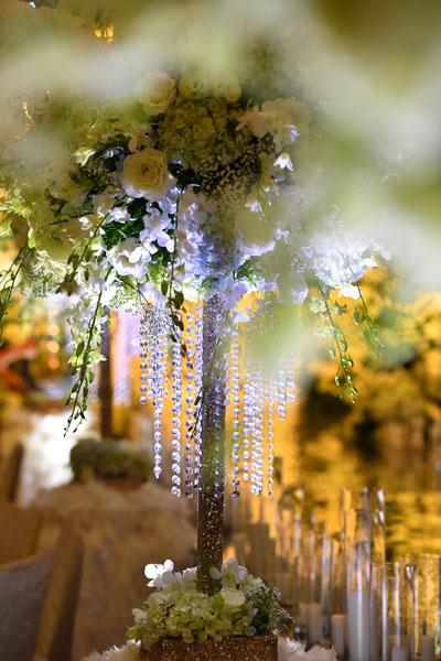 Tiết lộ hậu trường tiệc cưới của Hoa hậu Thu Ngân - 13