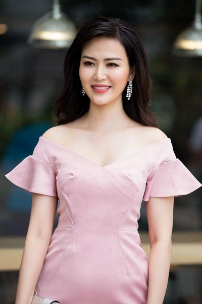 Hoa hậu Thu Thủy từng bị ám ảnh về tuổi già - 1