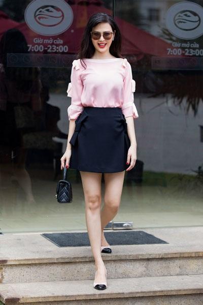 Hoa hậu Thu Thủy từng bị ám ảnh về tuổi già - 8
