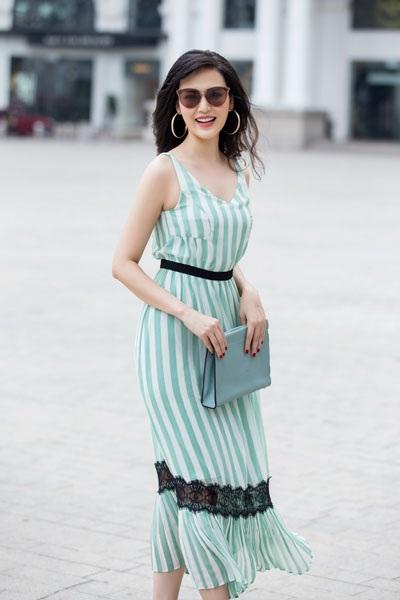 Hoa hậu Thu Thủy từng bị ám ảnh về tuổi già - 3