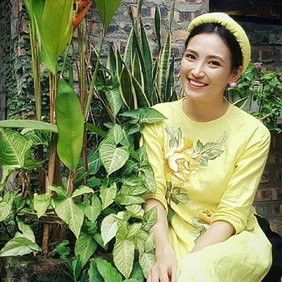Hoa khôi trí tuệ Việt Nam 2008 Vân Hà.