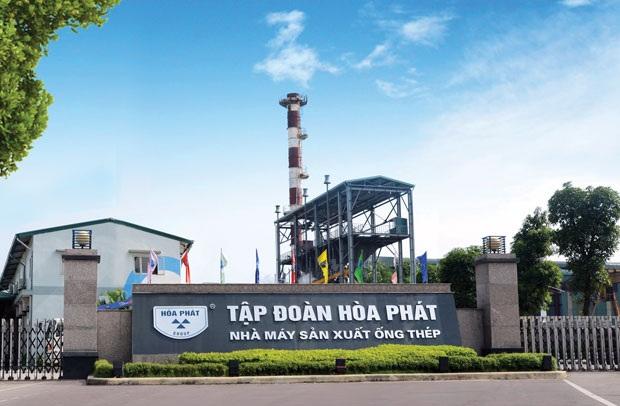 Thép Hòa Phát đã xuất khẩu khoảng 90.000 tấn thép xây dựng, thép rút dây  trong 6 tháng