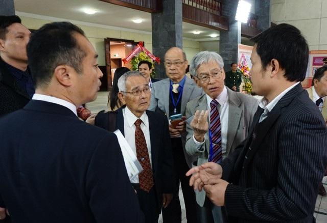 """Hội thảo khoa học Quốc tế với chủ đề """"Chí sĩ Phan Bội Châu - Bác sĩ Asaba Sakitaro và quan hệ hữu nghị Việt Nam - Nhật Bản cũng đã được tổ chức tại Nghệ An nhân kỷ niệm 150 năm ngày sinh chí sĩ yêu nước Phan Bội Châu"""