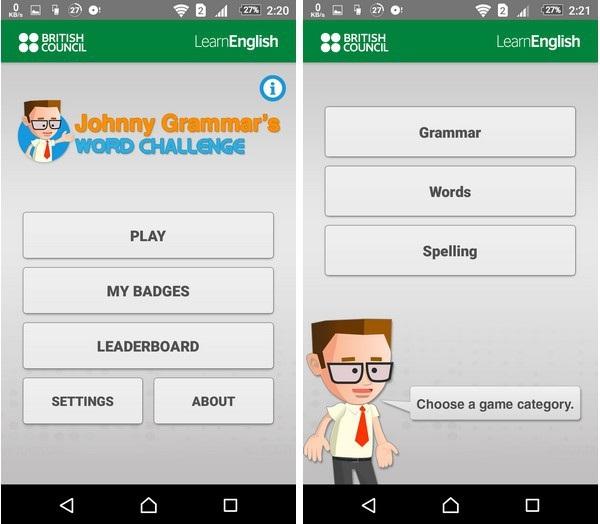 Ứng dụng hữu ích giúp nâng cao kỹ năng ngữ pháp và từ vựng tiếng Anh - 2