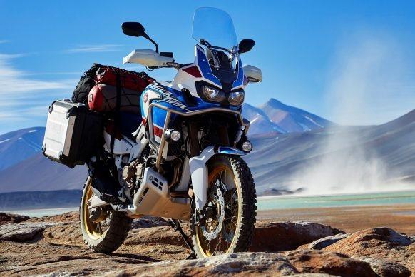 Honda Africa Twin Adventure Sport – Tiện dụng hơn, đẳng cấp hơn - 14