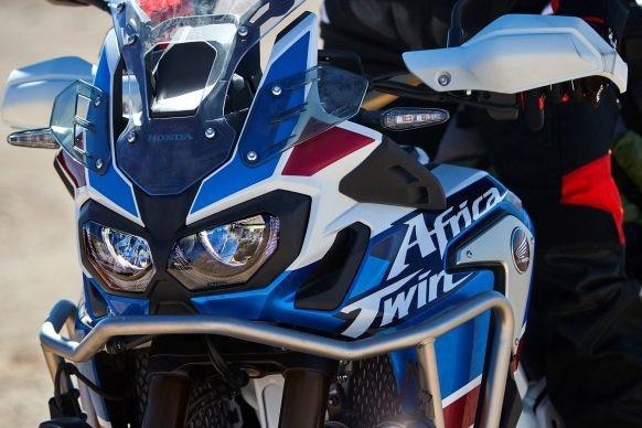 Honda Africa Twin Adventure Sport – Tiện dụng hơn, đẳng cấp hơn - 12