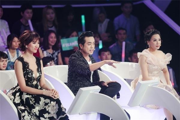 Hồ Quỳnh Hương khẳng định không liên quan gì đến Hari Won như thông tin mà BTC đưa ra.
