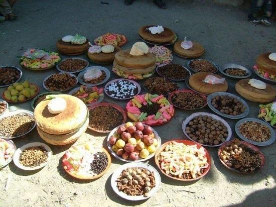 Thực phẩm nguồn gốc tự nhiên của người Hunza.