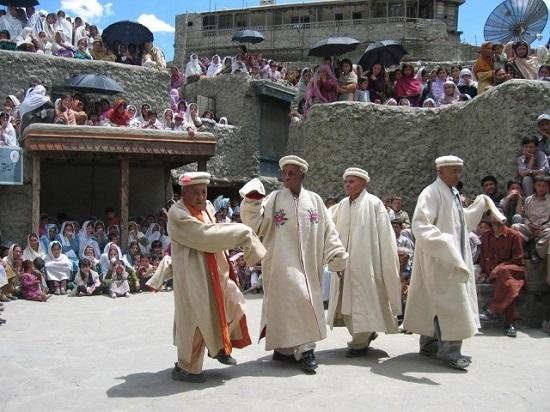 Người Hunza sống tới 100 tuổi là điều bình thường.