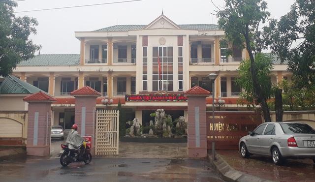 UBND huyện Hưng Nguyên (Nghệ An)