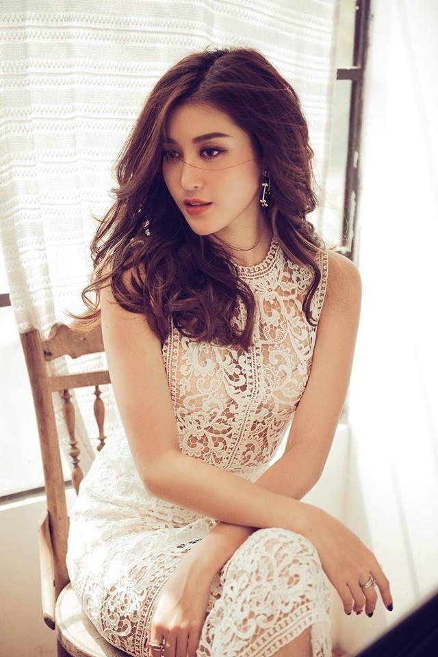 Nhiều người cho rằng, Huyền My xứng đáng và đủ tiêu chuẩn dự thi Miss Grand International 2017.