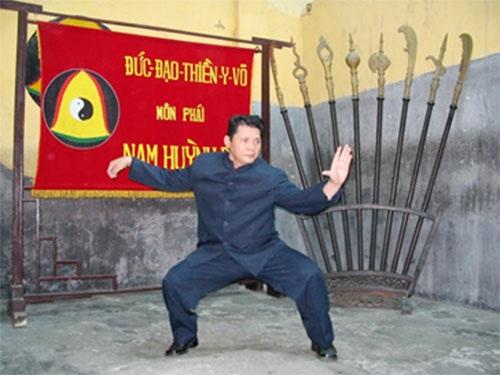 Nam Huỳnh Đạo khẳng định trưởng môn Huỳnh Tuấn Kiệt không sử dụng công phu truyền điện
