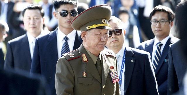 Ông Hwang Pyong-so (Ảnh: Getty)
