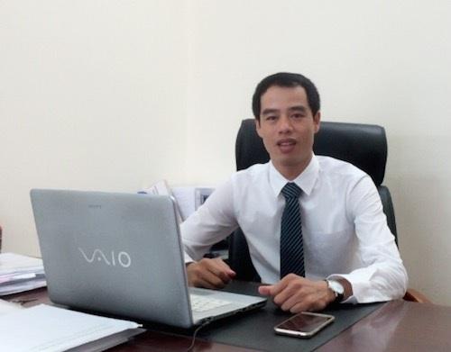 Luật sư Nguyễn Hồng Quang.
