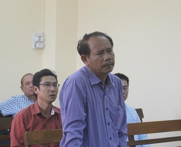 Luật sư Nguyễn Trường Thành - Người đại diện cho bị đơn (BVĐKTP Cần Thơ)
