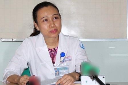 Theo BS Thanh Tâm đây là bệnh bẩm sinh nhưng không phải do di truyền