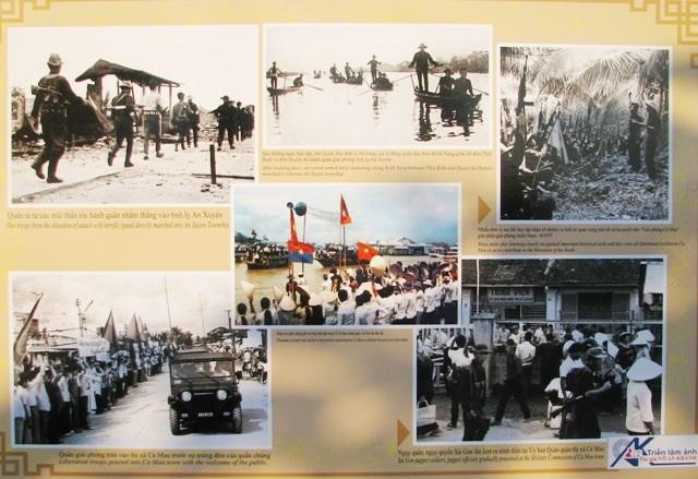 Một số ảnh tư liệu của NSNA Võ An Khánh tại triển lãm.