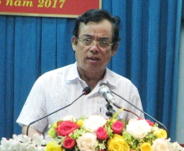 Chủ tịch tỉnh Bạc Liêu Dương Thành Trung: Xử lý trách nhiệm cũng phải có quy trình.