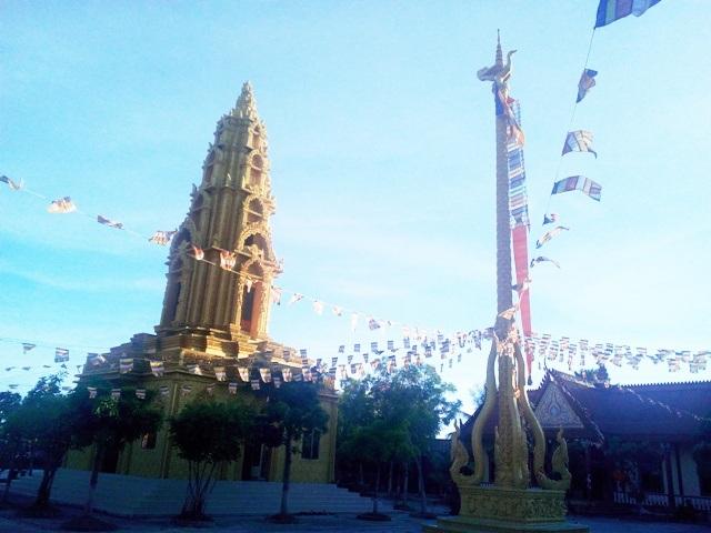 Đồng bào Khmer rộn ràng đón Tết cổ truyền - 2