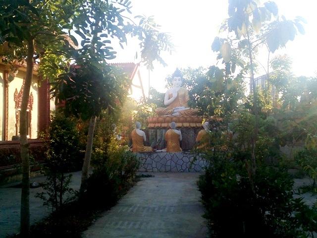Ghé thăm tượng Phật ngồi ấn tượng nhất Bạc Liêu - 8