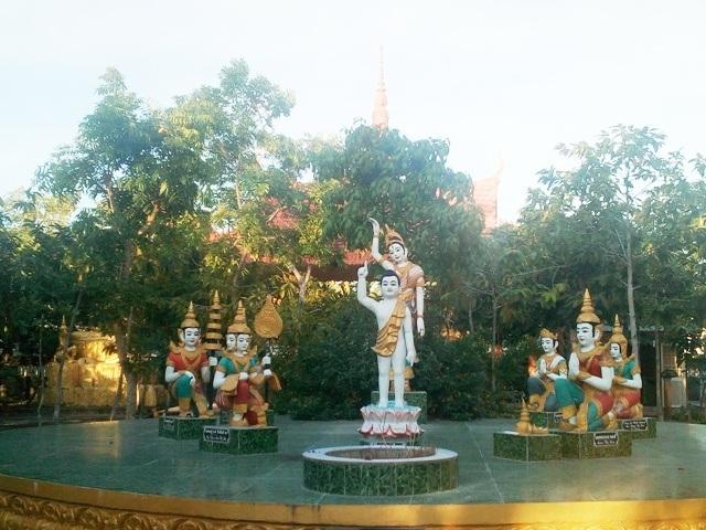 Ghé thăm tượng Phật ngồi ấn tượng nhất Bạc Liêu - 9