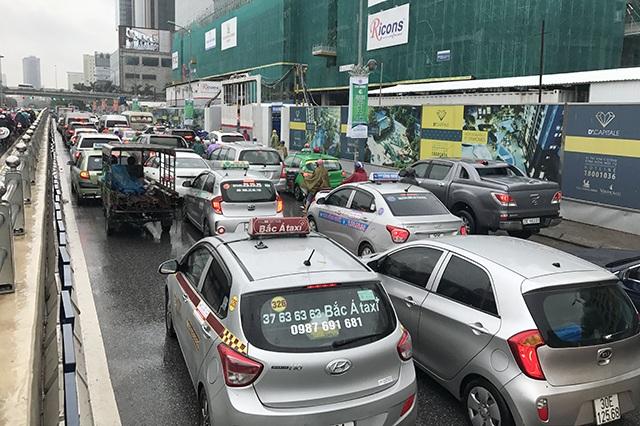 Đầu đường Trần Duy Hưng