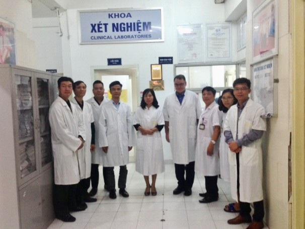 Đoàn chuyên gia Y học Nauy đến thăm và làm việc tại Việt Nam - 1