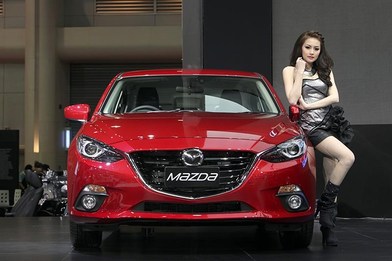 """Mazda3 và Honda Civic Turbo: Dễ dàng hơn nếu không có """"cá vàng"""" - 1"""