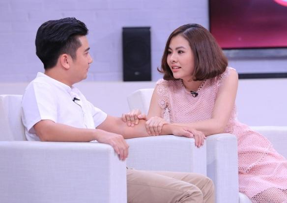"""Vân Trang hé lộ chuyện """"cua"""" chồng thiếu gia - 3"""