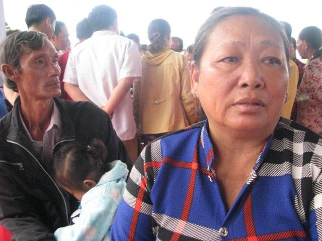 Vợ chồng bà Dương Bích Thủy có đứa con trai duy nhất đến nay vẫn chưa tìm được xác sau cơn bão số 5 của 20 năm trước.