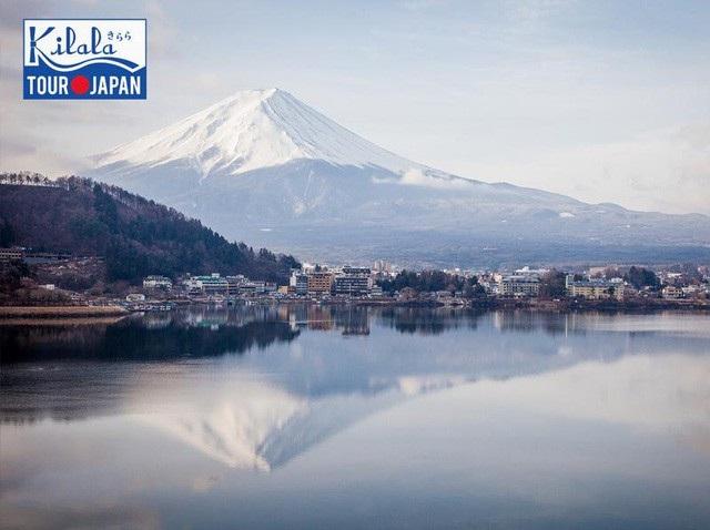 Mùa đông Nhật Bản hút hồn du khách Việt - 1