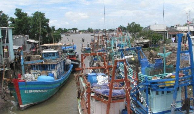 Bạc Liêu cấm tàu thuyền ra khơi từ 7h sáng ngày 20/12.