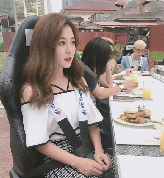 Hot girl - diễn viên của những video hài trên mạng xã hội - Ribi Sachi