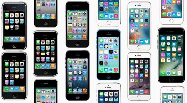 Sau 10 năm, cái tên iPhone chưa bao giờ hạ nhiệt mỗi khi có một phiên bản mới được ra mắt