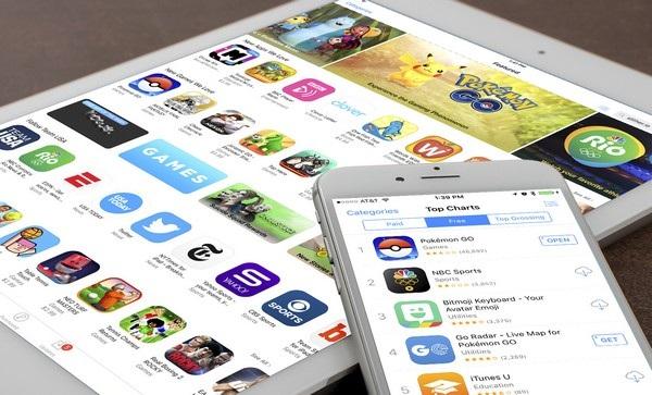 Sự ra đời của kho ứng dụng App Store, sau đó là Google Play, giúp các nhà phát triển ứng dụng phát hành sản phẩm của mình dễ dàng hơn