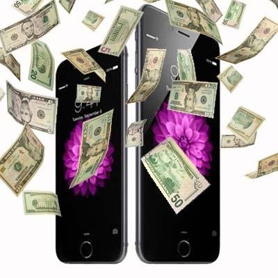 """iPhone đã trở thành """"cỗ máy in tiền"""" để giúp Apple lên đỉnh của thế giới"""