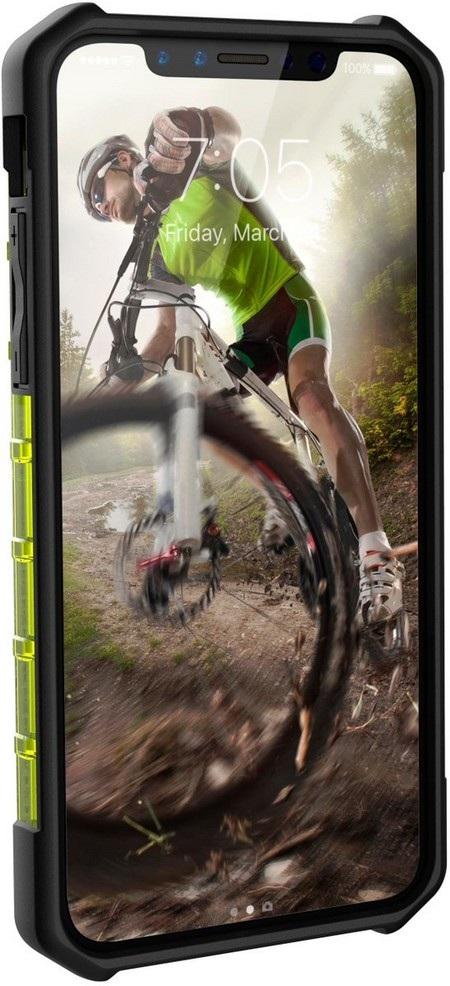 Hình ảnh mặt trước không viền màn hình của iPhone 8
