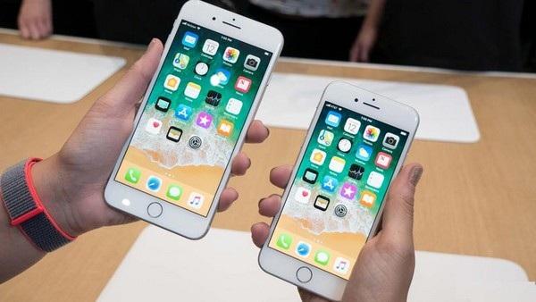 Vừa ra mắt, Apple đã phải tung bản vá lỗi để khắc phục sự cố trên bộ đôi iPhone 8 và 8 Plus